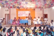 Coodu Trust World Womens Day at Karur