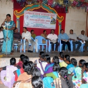 Coodu Trust World AIDS Day at Karur